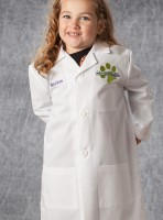 Lab Coat (size 4)